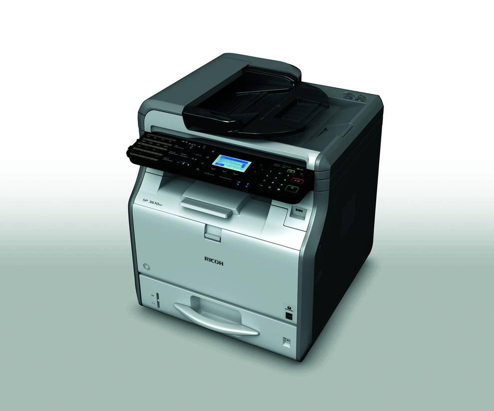 Location Photocopieur Multifonction Professionnel Noir Et Blanc A4